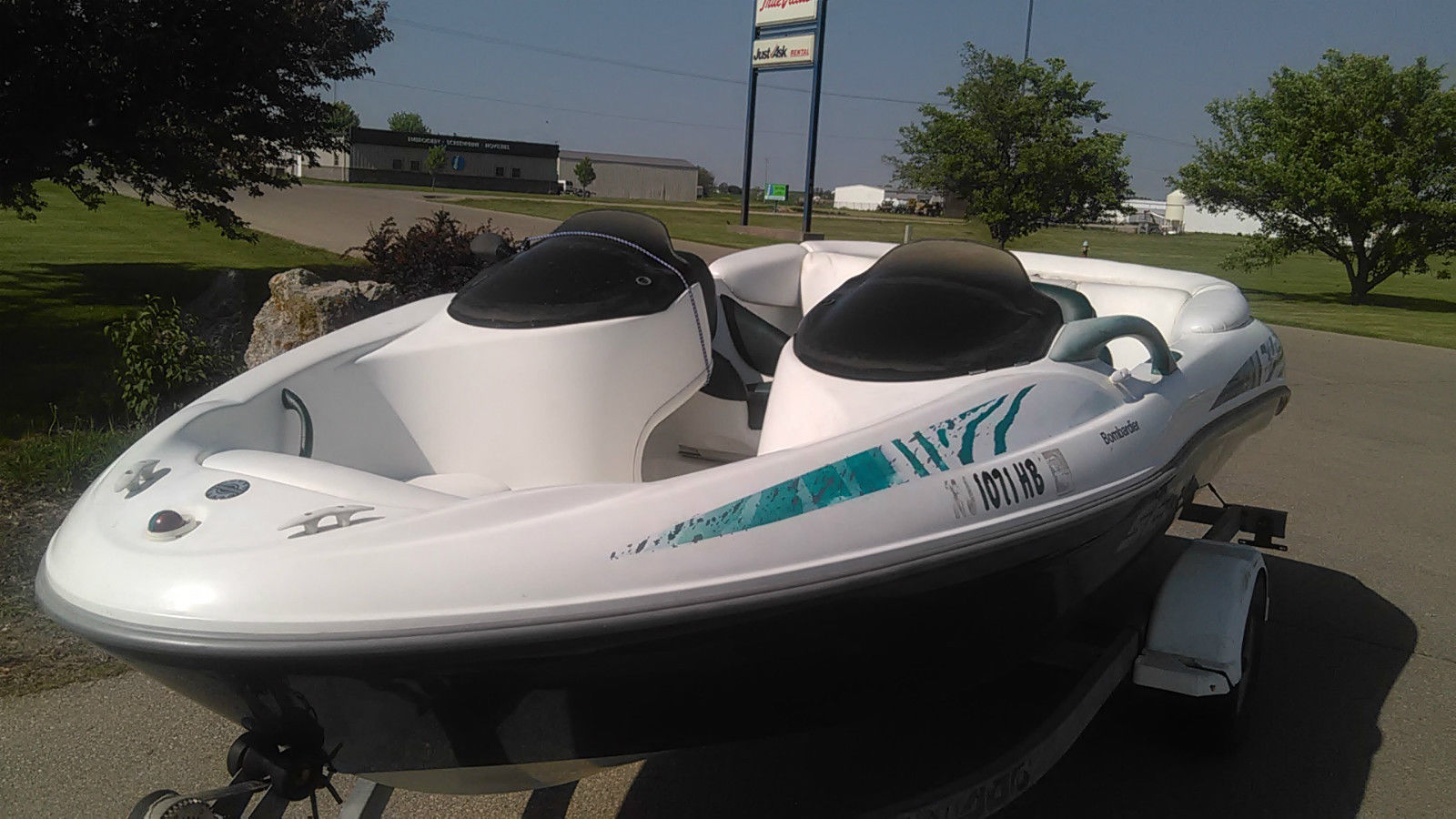 hight resolution of sea doo challenger 1800 1997