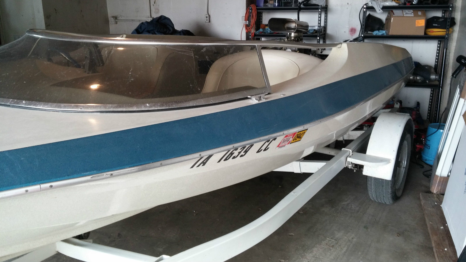 Cobra Jet Boat For Sale - Year of Clean Water