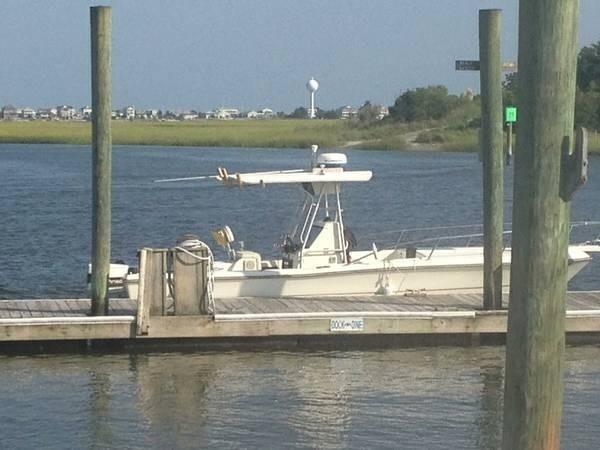 Pursuit 2550 Flush Deck Cuddy Brick7 Boats