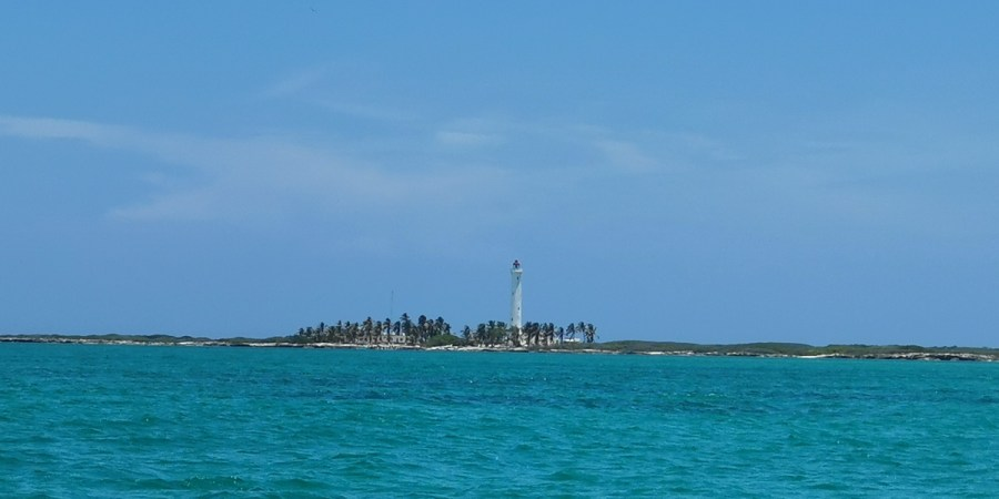 Isla Contoy lighthouse