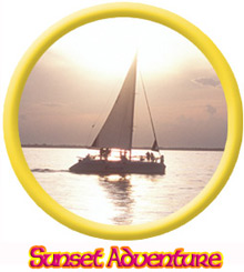 sunset sailing tour