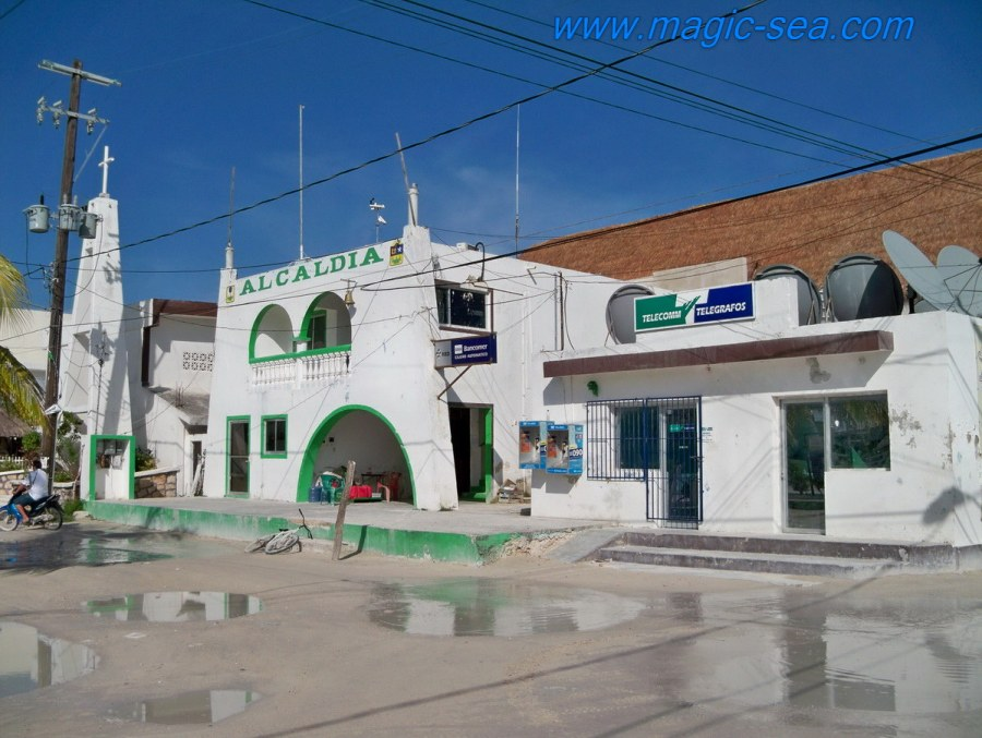 Holbox Town House
