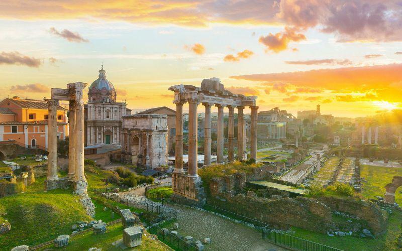 rome-civitavecchia