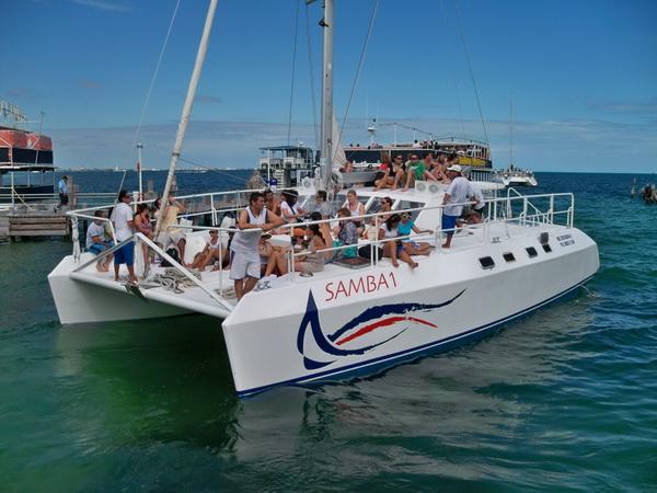 Catamaran Samba 12