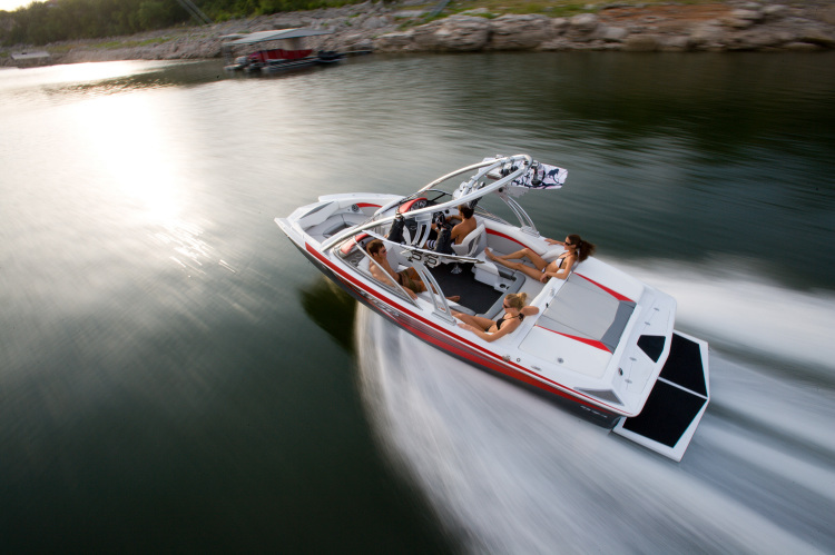 Research Tige Boats RZ2 Ski and Wakeboard Boat on iboatscom