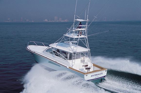 Research Viking Yacht 45 Open Sportfish Convertible