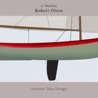 Robert Olson, a 15' Dayboat