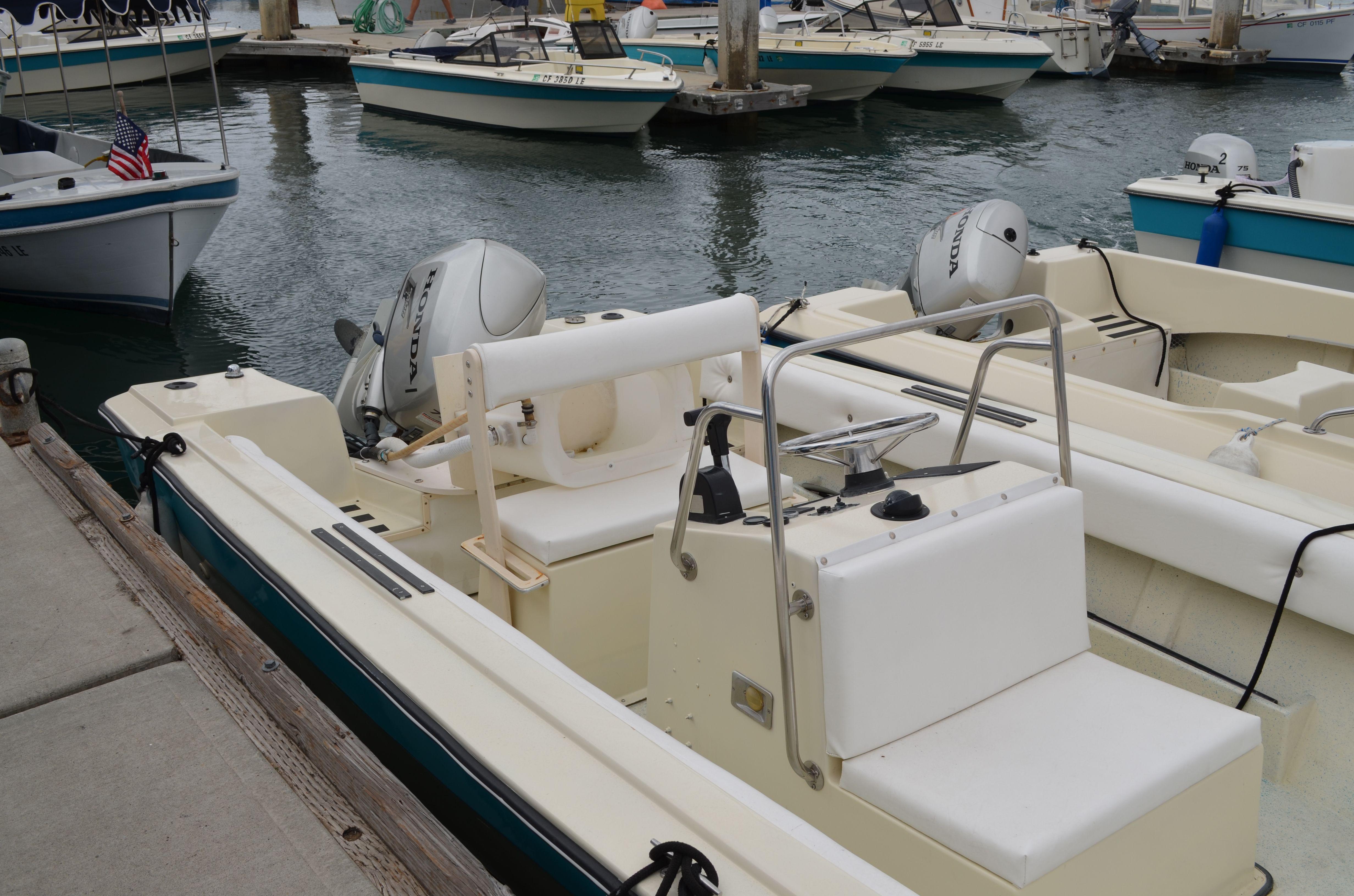 Oceanside Fishing Boat Rental