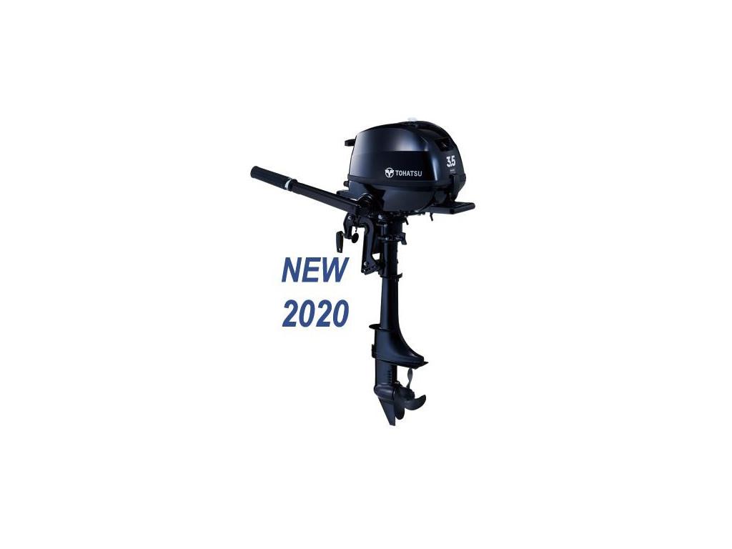 Tohatsu MFS 3,5 motor (New 2020 model)