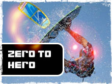 zero to hero kitesurf course