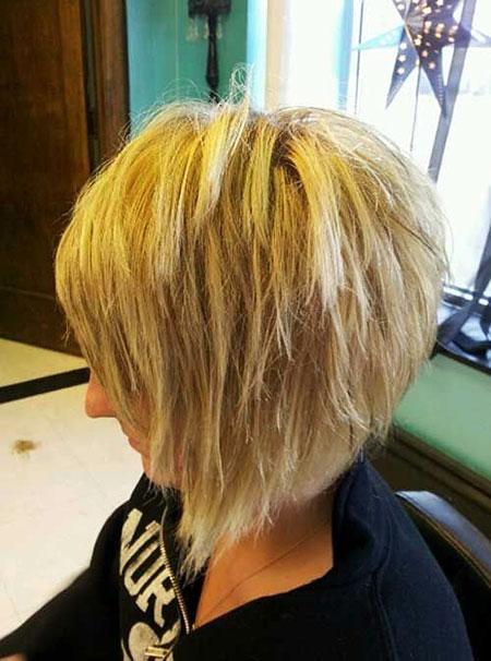 Razored Bob Cut : razored, Razored, Hairstyles, Haircut, Hairstyle, Ideas