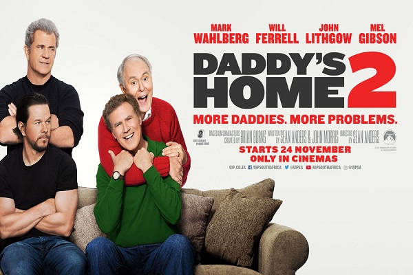 One Mann S Movies Film Review Daddy S Home 2 2017 One Mann S Movies