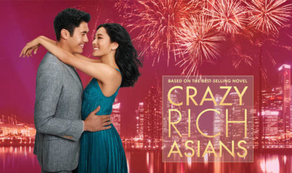One Mann S Movies Dvd Review Crazy Rich Asians 2018 One Mann S Movies