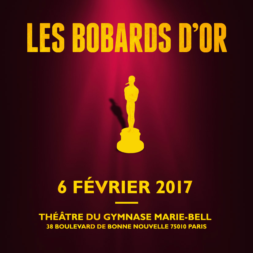 Bobards d'Or 2017