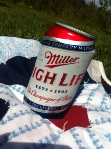 Beer on a Blanket