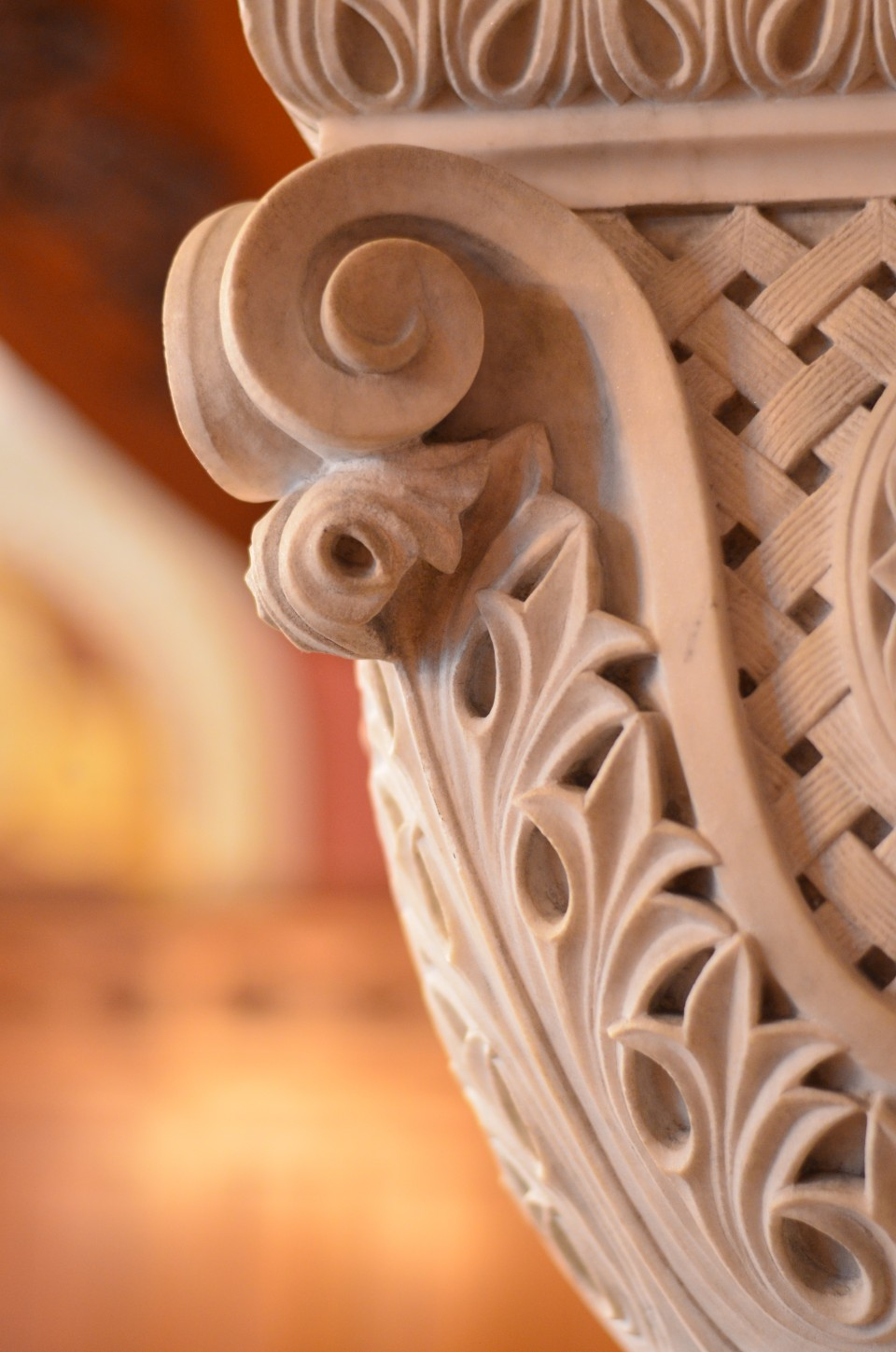 Just some of the Landmark's historic detail.