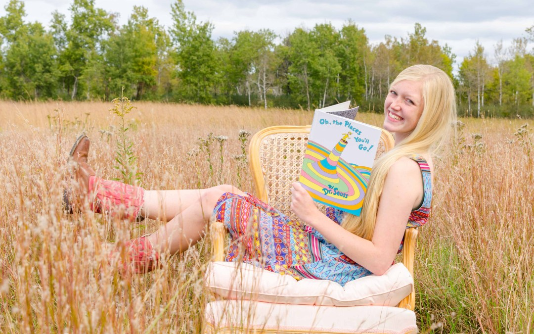 Shoreview Minnesota Senior Photo Session: Katy Jo