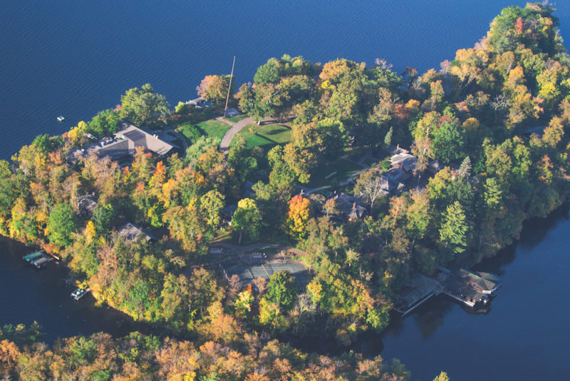 Stout's Island Aerial 13
