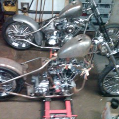 Harley Softail Frame Diagram Schematic Of Nitrogen Cycle Rock N Rolla By South Side Kustoms What 39s Hot With