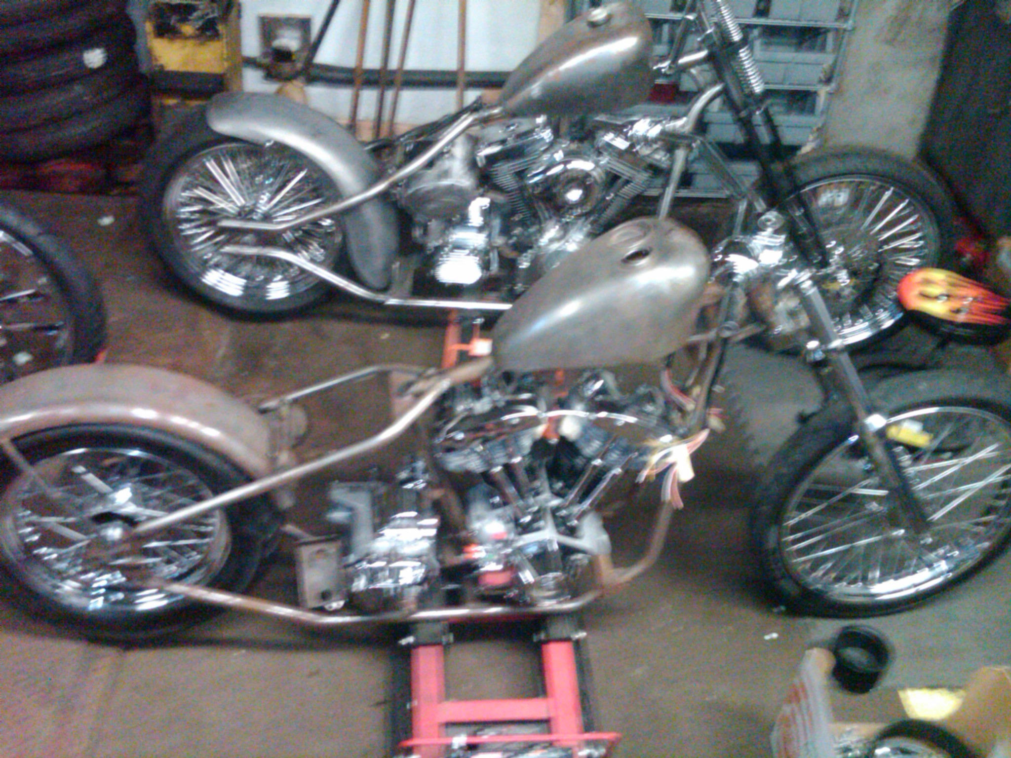 harley softail frame diagram 2007 ford taurus engine rock n rolla by south side kustoms what 39s hot with