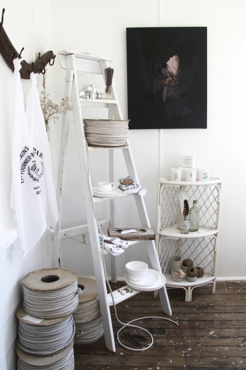 Decoratieve ladders  Bobbies Home