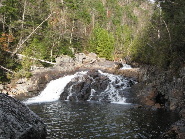 Opalescent Falls, Essex County, New York