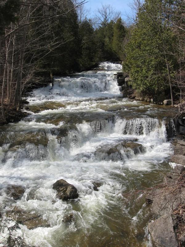 Stockbridge Falls, Main Falls, Madison County, New York