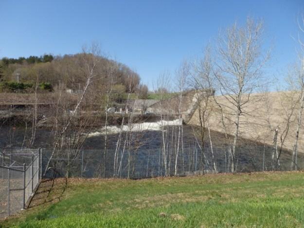 Hinckley Reservoir Dam, Herkimer County New York