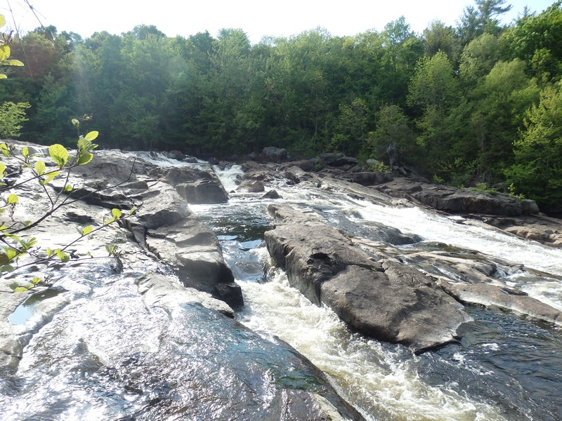 Stone Valley - Colton Middle Falls