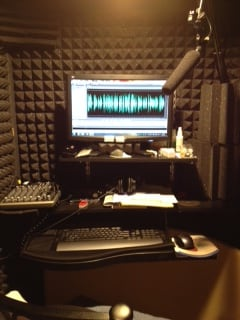 Professional Voice Over Studio