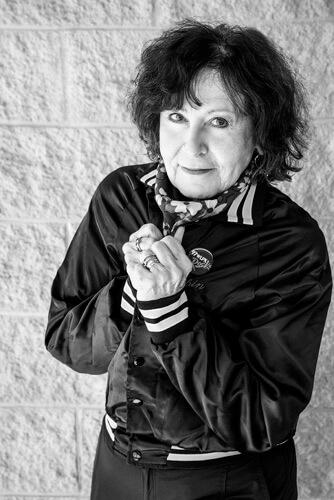 Bobbin Beam Voice Over Artist Bio black and white image