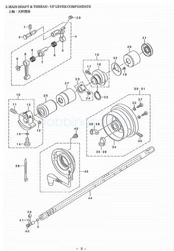 Belt Pulley for Juki Sewing Machine DDL-5550-7 to 8700 DLM