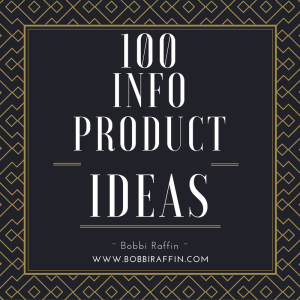 100-info-product-ideas