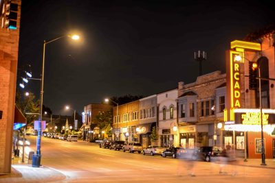 St. Charles -Looking East on Main St. IL-64 © Bobbi Rose Photography