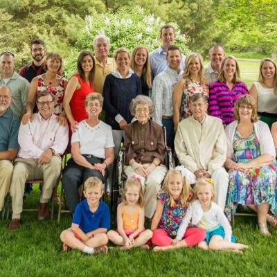 4+ generations of love, family, laughs and growth!