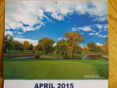 Huntley Calender April 2015