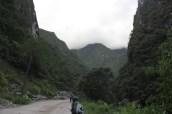 trek to Aguas Calliente