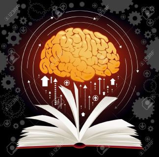 12186041-the-concept-of-producing-knowledge-man-Stock-Vector-knowledge-brain-motivation