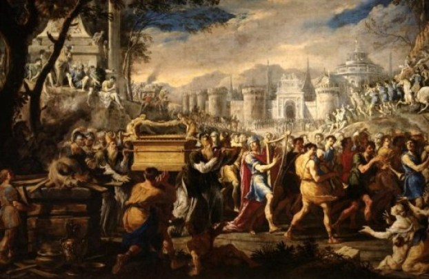 david-ark-domenico_gargiulo_david_bearing_the_ark_of_testament_into_jerusalem