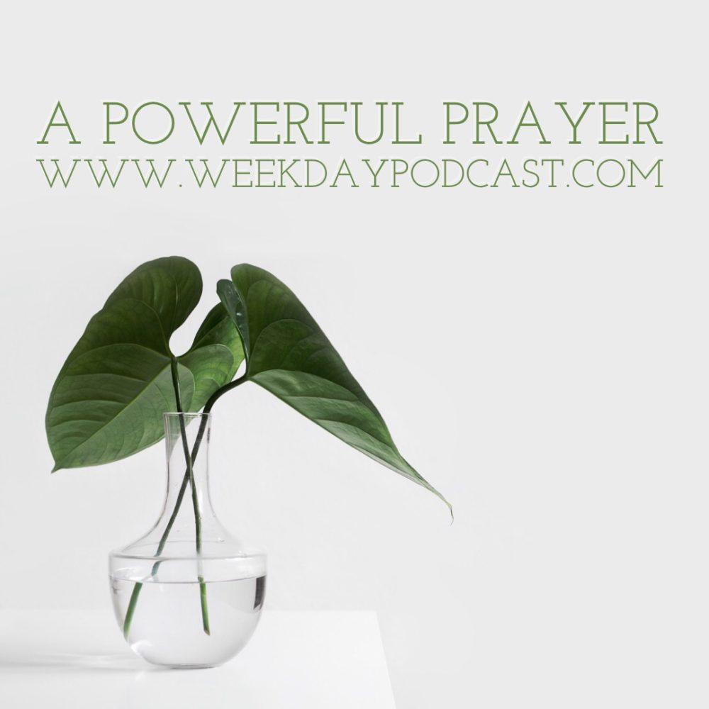 A Powerful Prayer