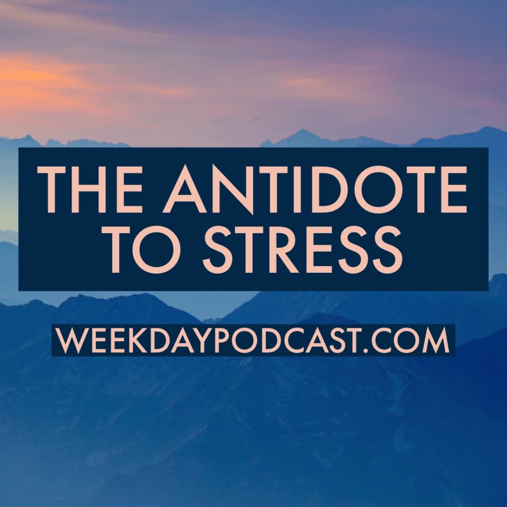 The Antidote to Stress