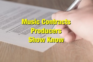 Music contracts producers should know image