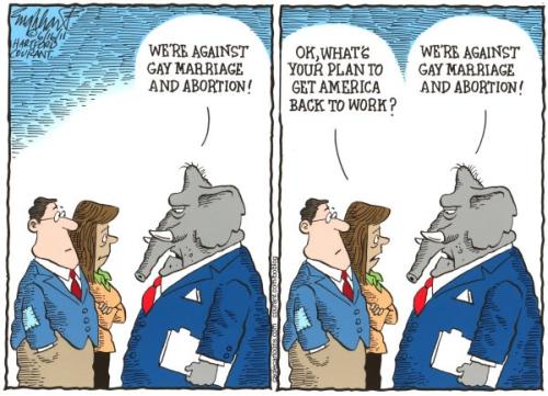 The Republican Campaign Message – The Bob Cesca Show | News