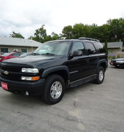 2003 chevrolet tahoe lt with z71 pkg 2  [ 2592 x 1944 Pixel ]