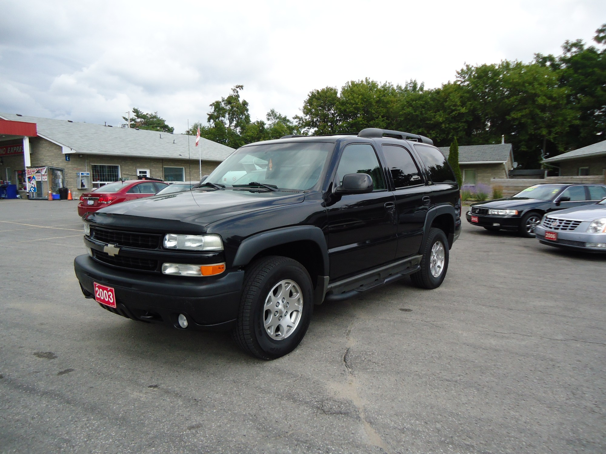 hight resolution of 2003 chevrolet tahoe lt with z71 pkg 2