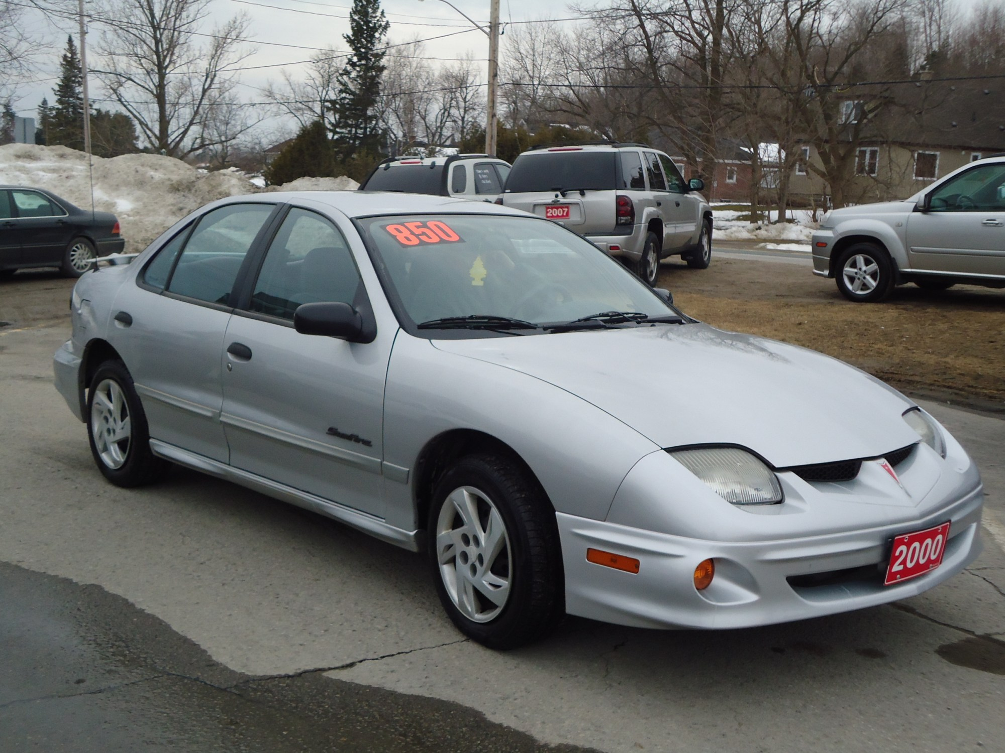 hight resolution of 2000 pontiac sunfire se 4 door 3