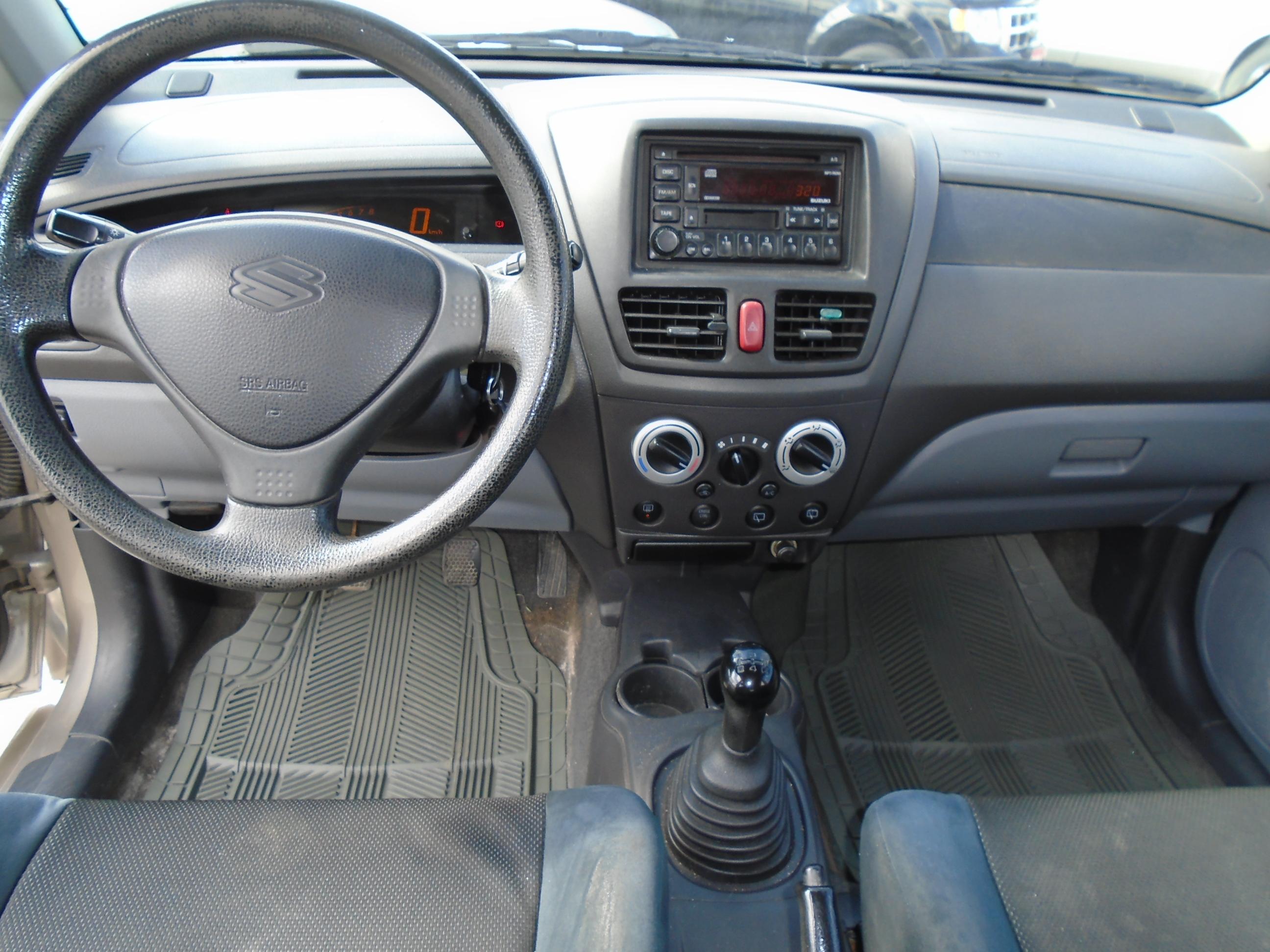 2003 Suzuki Aerio Hatchback Modified