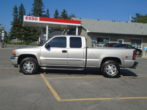 small resolution of 2005 gmc sierra z71 4 4 ext cab 1