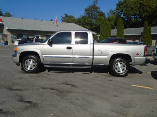 small resolution of 2005 gmc sierra z71 4 4 ext cab