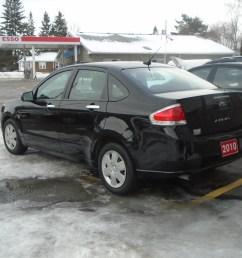 2010 ford focus se 4 dr black 1  [ 2592 x 1944 Pixel ]